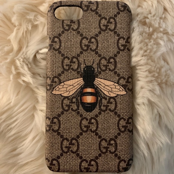 promo code 893a1 80f20 Gucci Bumblebee IPhone Case Authentic NWT